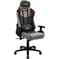 Кресло геймерское Aerocool Duke Tan Grey