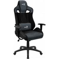 Кресло геймерское Aerocool Earl Steel Blue