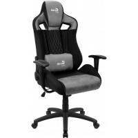 Кресло геймерское Aerocool Earl Stone Grey