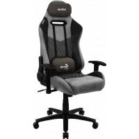 Кресло геймерское Aerocool Duke Ash Black
