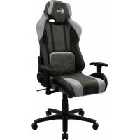 Кресло геймерское AEROCOOL BARON Hunter Green