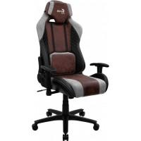 Кресло геймерское AEROCOOL BARON Burgundy Red