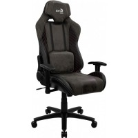 Кресло игровое AEROCOOL BARON Iron Black