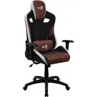 Кресло игровое AEROCOOL COUNT Burgundy Red