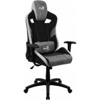 Кресло геймерское AEROCOOL COUNT Stone Grey