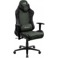 Кресло геймерское AEROCOOL KNIGHT Hunter Green