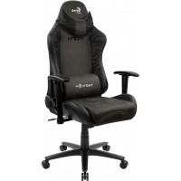 Кресло игровое AEROCOOL KNIGHT Iron Black
