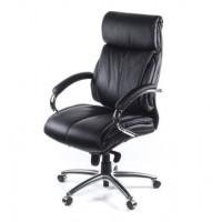 Кресло для руководителя Аризона АКласс СН МB кожа чёрный