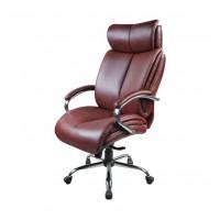 Кресло для руководителя Аризона Софт АКласс СН МB экокожа коричневый