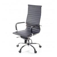 Кресло для руководителя Кап АКласс СН МB экокожа чёрный