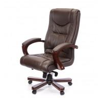 Кресло для руководителя Артур АКласс ЕХ МB коричневый