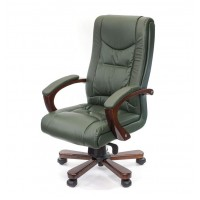 Кресло для руководителя Артур АКласс ЕХ МB зеленый