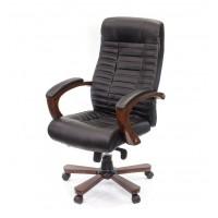 Кресло для руководителя Атлант АКласс ЕХ МB чёрный