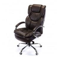 Кресло офисное Флорида АКласс Soft СН МB кожа коричневое