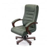Кресло для руководителя Гаспар АКласс ЕХ МB зеленый