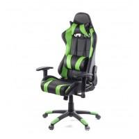 Кресло компьютерное Хорнет АКЛАС PL RL зелёный