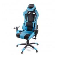 Кресло компьютерное Хорнет АКЛАС PL RL синий