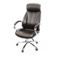Кресло офисное Сетиф АКласс СН ANF экокожа коричневое