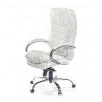 Кресло офисное Валенсия АКласс Soft СН МB кожа белый