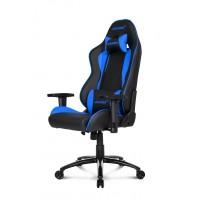 Кресло геймерское Akracing Nitro K702A Blue