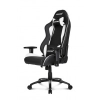 Кресло геймерское Akracing Nitro K702A White