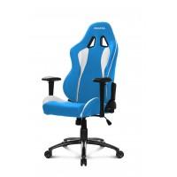 Кресло геймерское Akracing Nitro K702A Blue&White