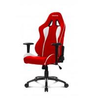 Кресло геймерское Akracing Nitro K702A Red&White