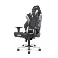 Кресло для руководителя Akracing MAX white