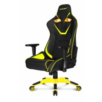 Кресло игровое Akracing ProX CP-BP Black&Yellow