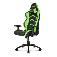 Кресло Akracing Player K601H Black&Green