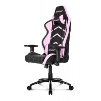 Кресло Akracing Player K601H Black&Pink