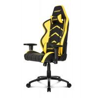 Кресло геймерское Akracing Player K601H Black&Yellow