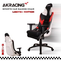 Кресло Akracing Sport Car GT911 Black&Red&White