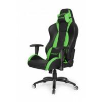 Кресло офисное Akracing K700A-1 Black&Green
