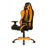 Кресло геймерское Akracing Premium Plus K700Q Black&Orange