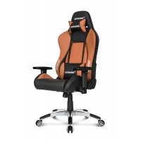 Кресло геймерское Akracing Premium V2 K700B Black&Brown