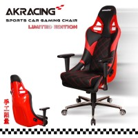 Кресло Akracing Sport Car PS911 Black&Red