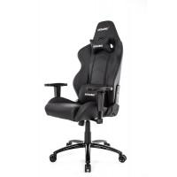 Кресло геймерское Akracing Player K601H Black