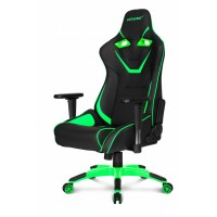 Кресло игровое Akracing ProX CP-BP Black&Green