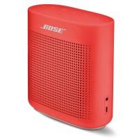 Портативная колонка BOSE SoundLink colour II (coral red)