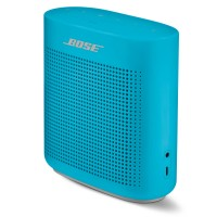 Портативная колонка BOSE SoundLink colour II (aquatic blue)