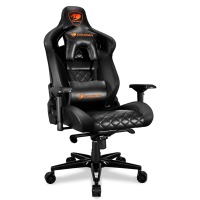 Кресло Cougar Armor TITAN Black