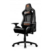 Кресло геймерское Cougar Armor S Black