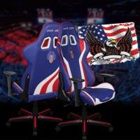 Кресло геймерское Dxracer FORMULA OH/FH186/IWR USA