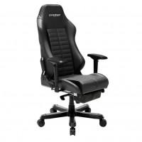 Кресло Dxracer IRON OH/IA133/N с подножкой