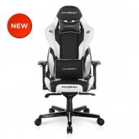 Кресло G Series D8200 (GC-G001-NW-B2-NVF) черное с белым