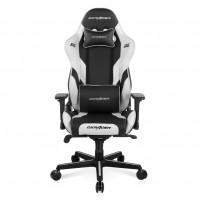 Кресло G Series D8100 (GC-G001-NW-C2-NVF) черное с белым