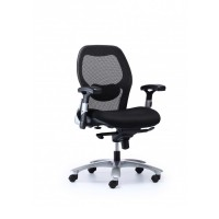 Кресло EAGLE SEATING SATURNO black (АРТ. 0634C-2P5)