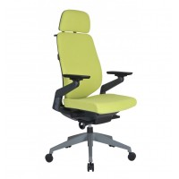 Кресло EAGLE SEATING KARME green (арт. 1501B-2HF24-Y)