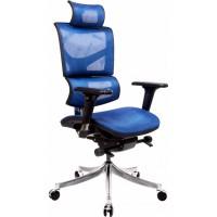 Кресло GT RACER X-D18 BLUE